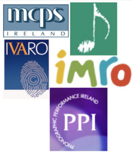 working with several Irish music societies and bodies